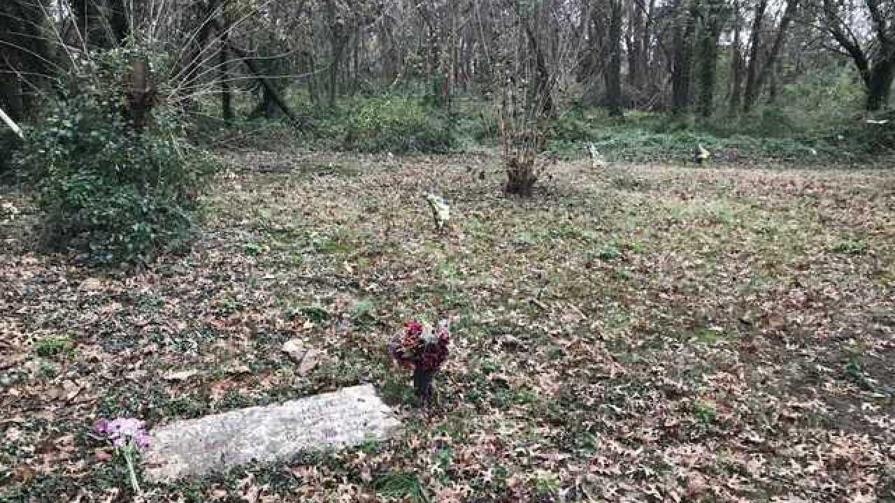 Plans for subdivision threaten family cemetery