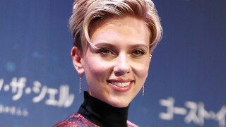 Actress Scarlett Johansson voices support of Okla. SQ 805 in video