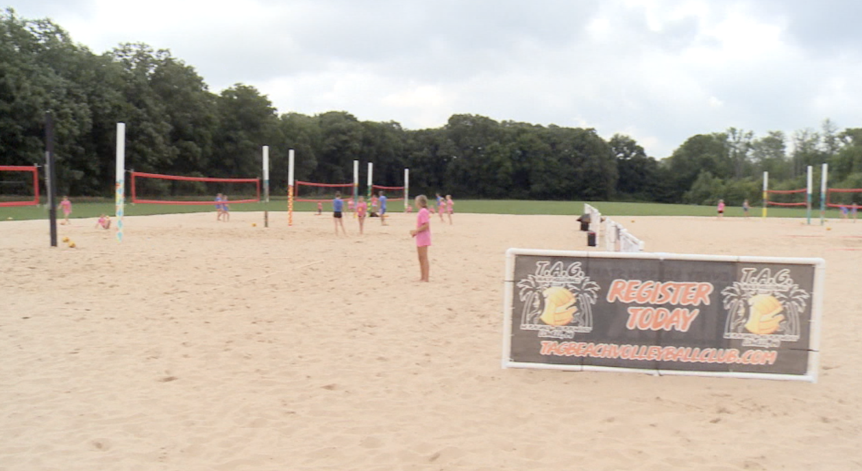 TAG Beach Volleyball