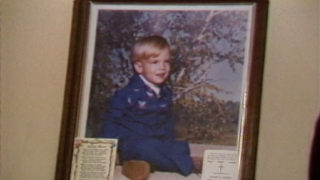 Archive footage of Jason Evers murder