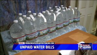 Tenant living without running water, councilman refutes responsibility