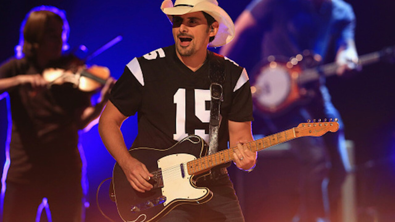 Brad Paisley's charitable donation making major difference in West Virginia