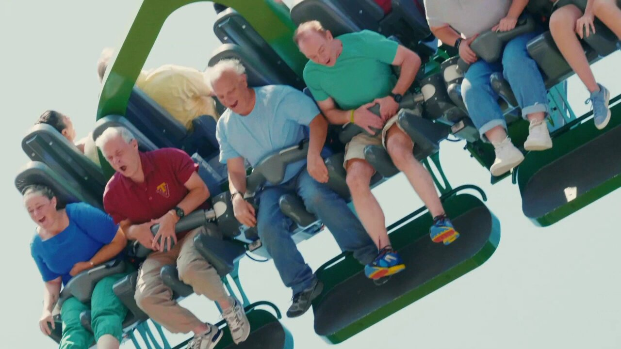 New ride brings new thrill to BuschGardens