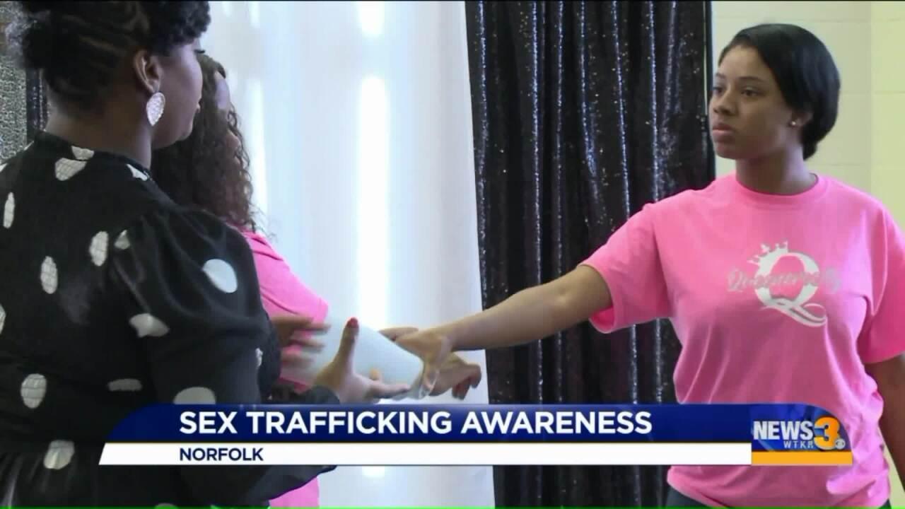 Norfolk sex trafficking awareness event teaches women to protectthemselves