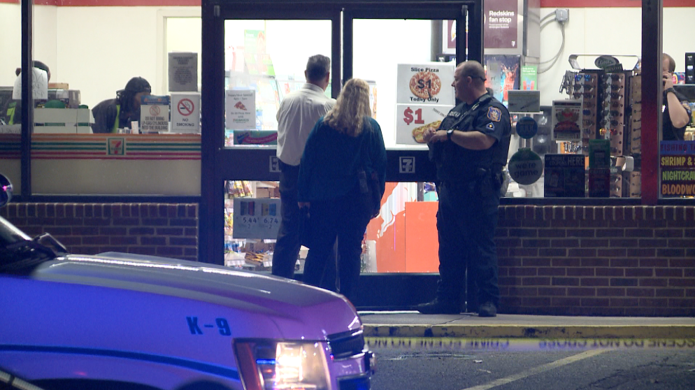 Photos: Hampton Police arrest suspect after 17-year-old killed in Hampton 7-Elevenshooting