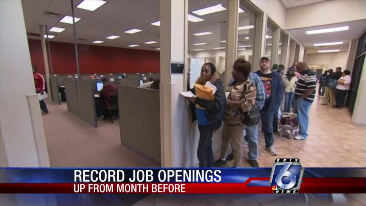 Record number of job postings in July
