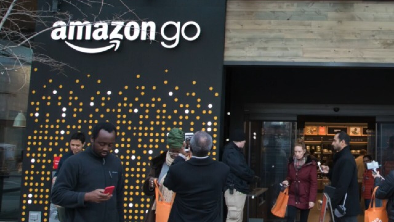 Amazon plans to open 3,000 cashierless stores by 2021