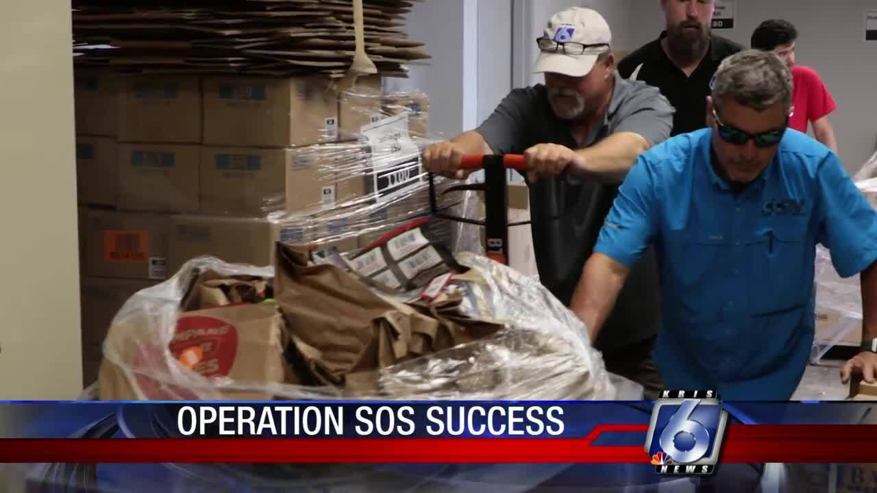 Operation SOS was another ringing success