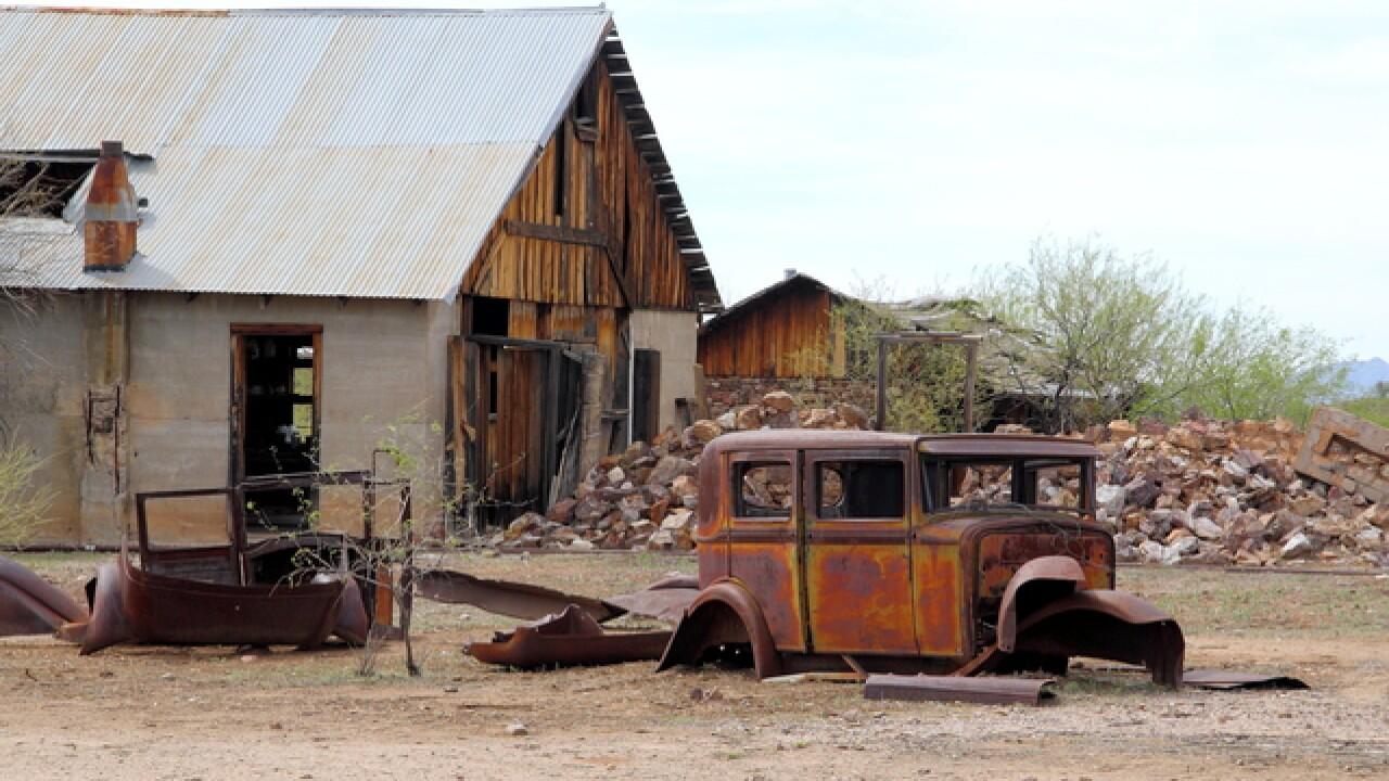 SCARY! 5 creepiest haunts in Arizona