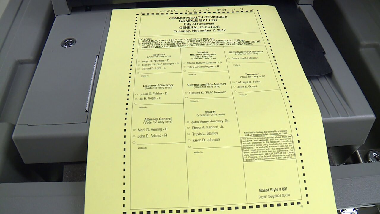 Localities scramble to get paper ballot voting machines in time for ElectionDay