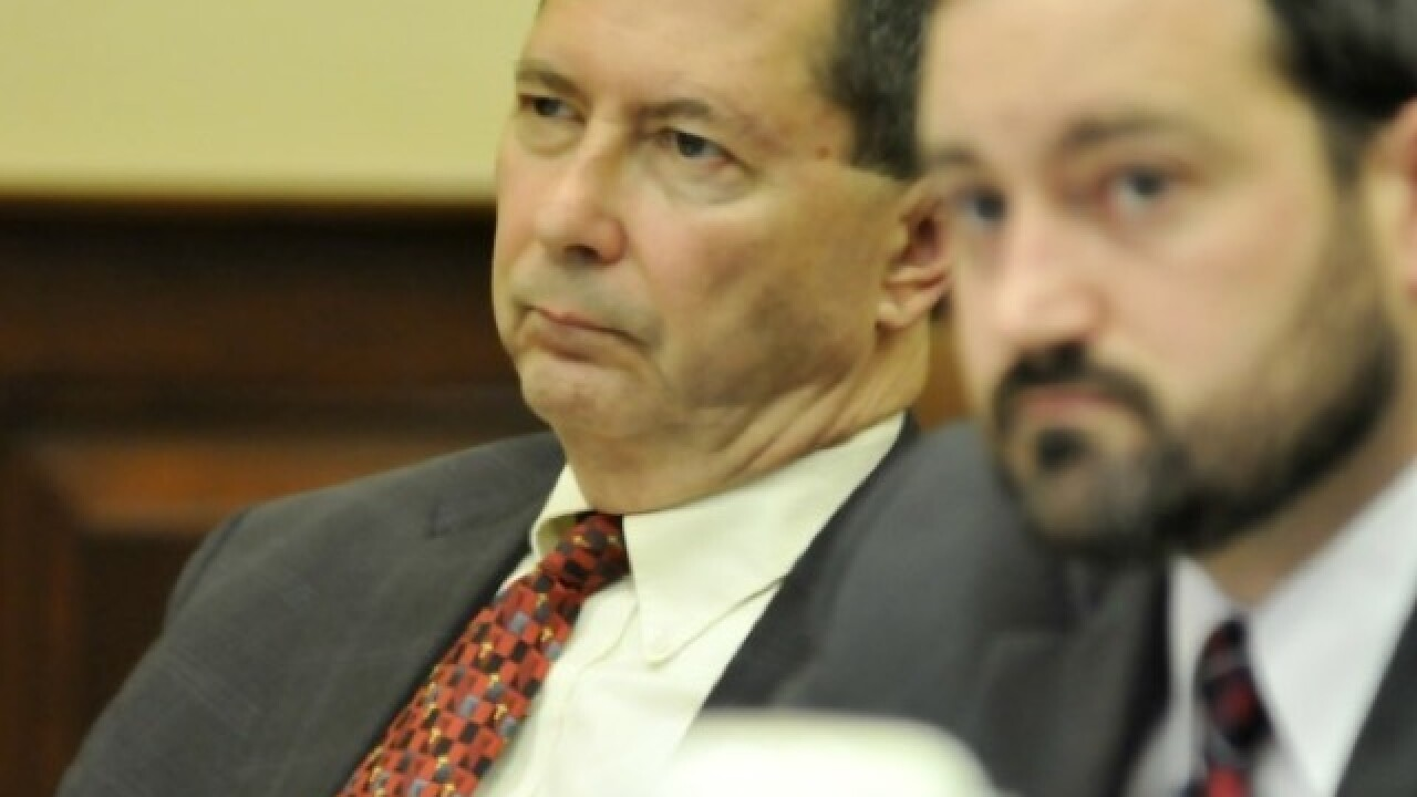 Former mayor of Mason Pete Beck denied early release from prison -- for now