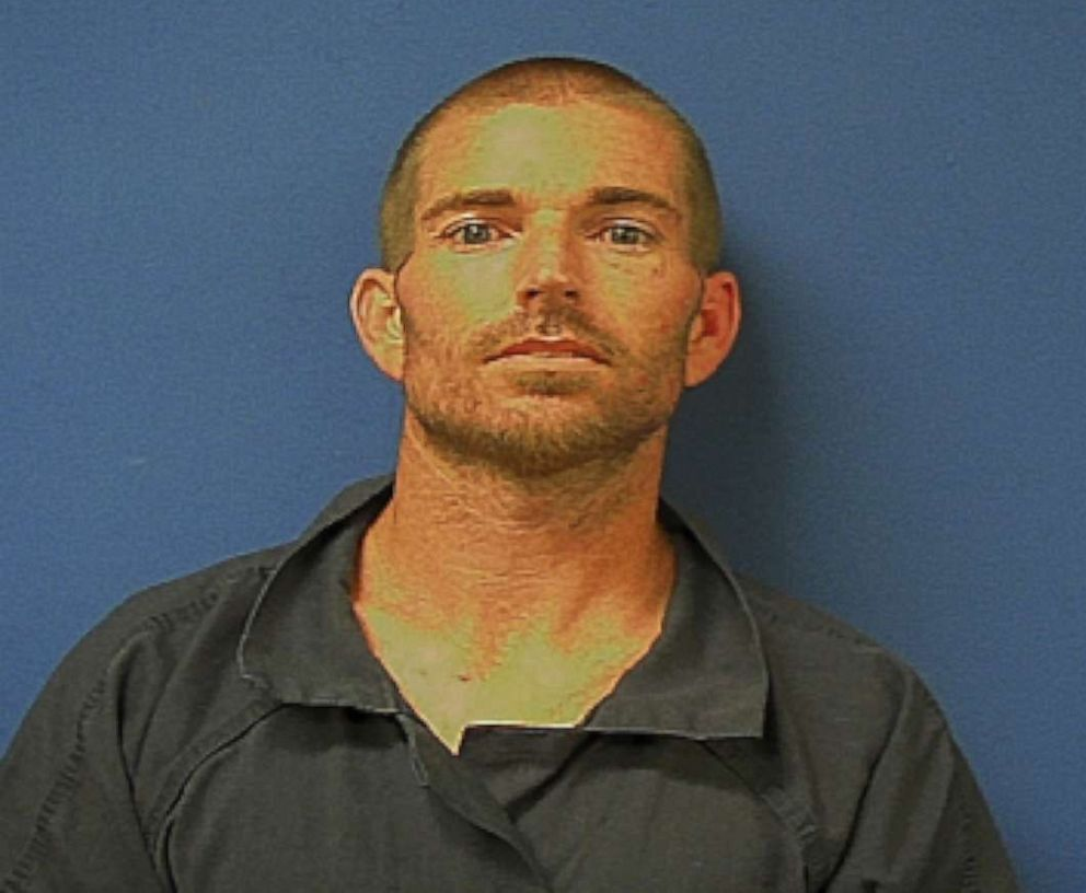 Jimmy Tyndall is seen here (Sampson County Sheriffs Office).
