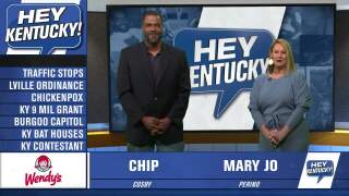 """""""Hey Kentucky! featuring Mary Jo and Chip!!!"""" (Friday's Full Episode)"""