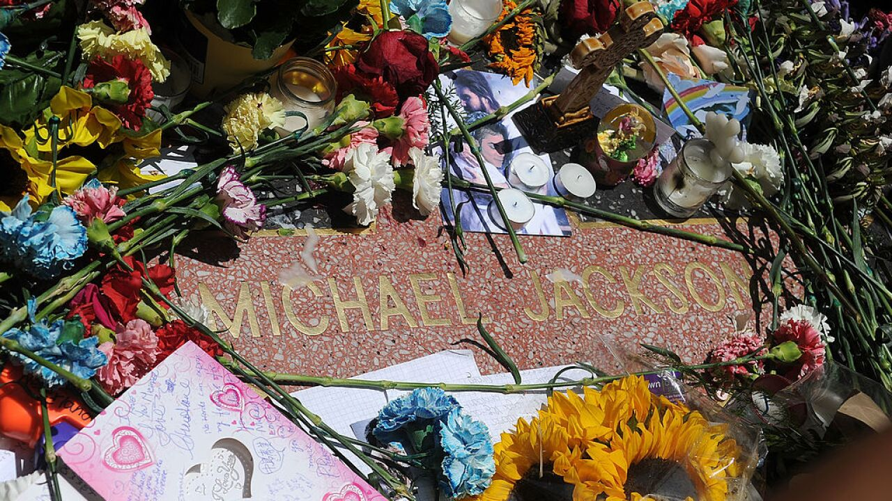 Michael Jackson fans sue singer's alleged abuse victims for 'damaging memory of the dead'
