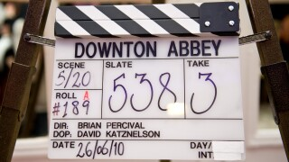 An Evening With Downton Abbey - Raising Money For Merlin - The Medical Relief Charity