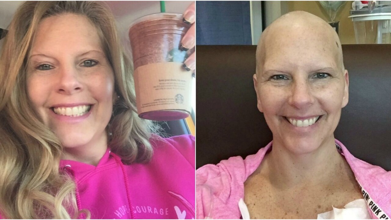 Mom of 4 who beat breast cancer is helping other women survive