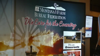 Montana Ag Network: Farm Bureau's grassroots efforts