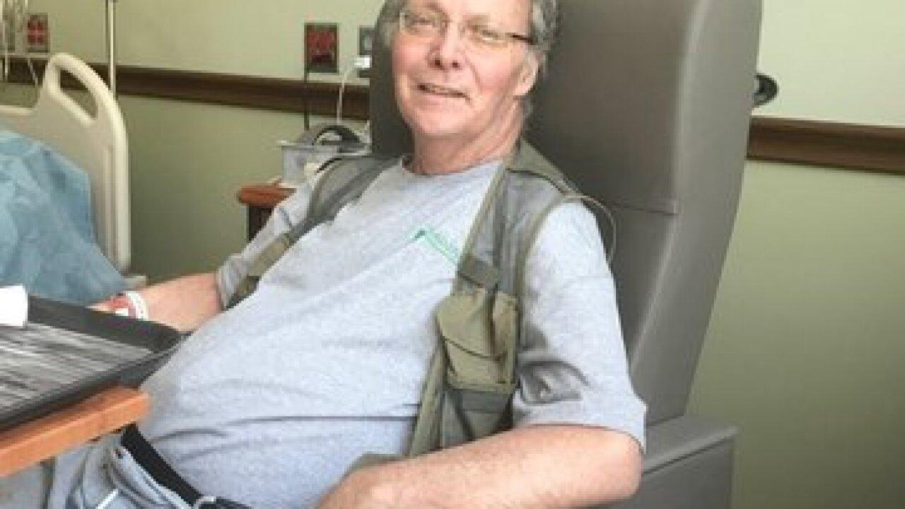Meet Nebraska Medicine's 'Miracle Man'