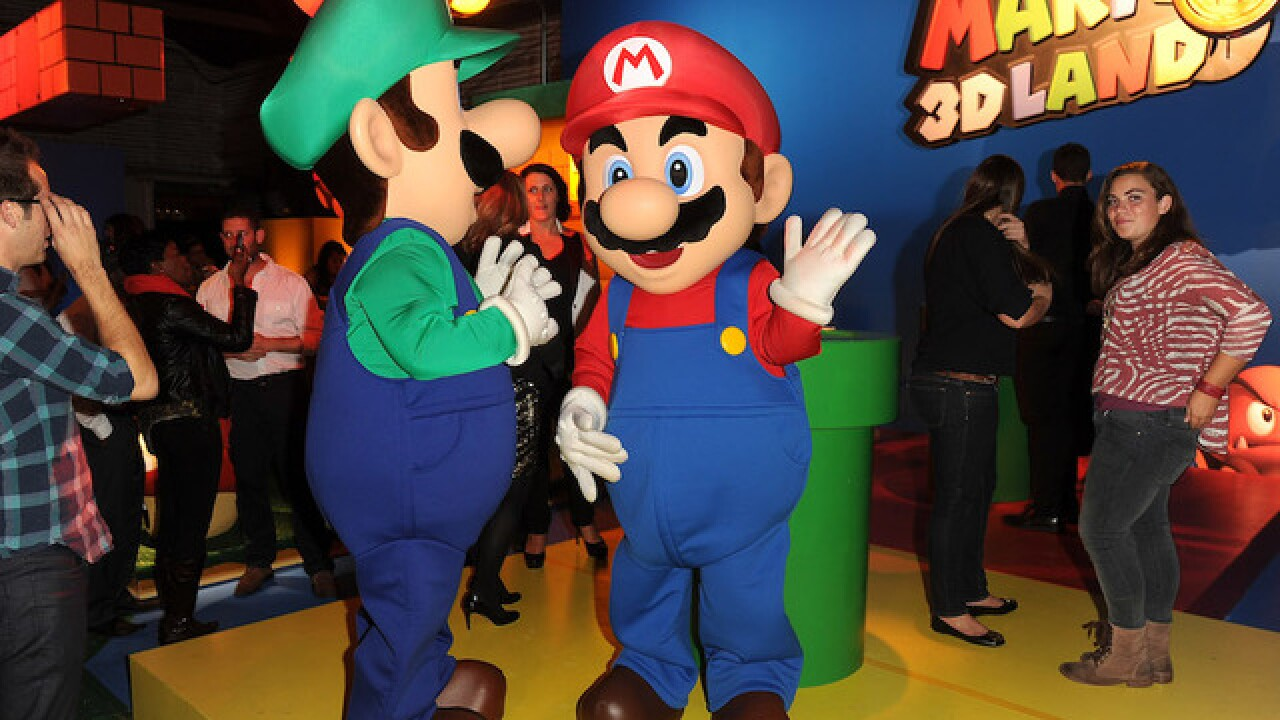 Nintendo, Universal Studios Hollywood to team up
