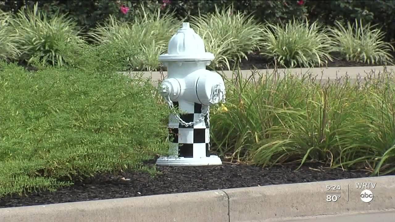 speedway fire hydrant