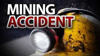 Coroner On Scene Of Mining Accident In Bell County