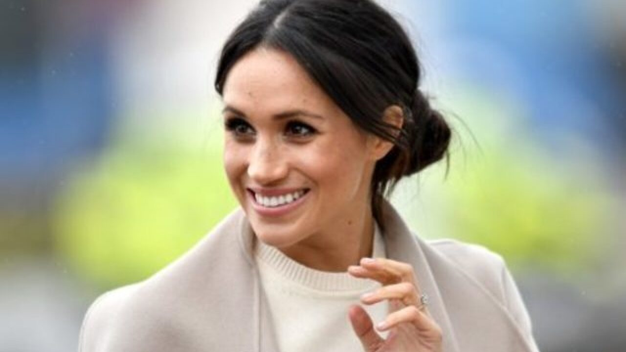 Meghan, Duchess of Sussex, to make first public appearance since birth of son on Saturday