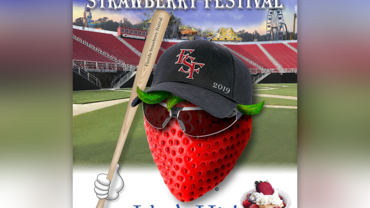 Ticket scam alert: Strawberry Festival