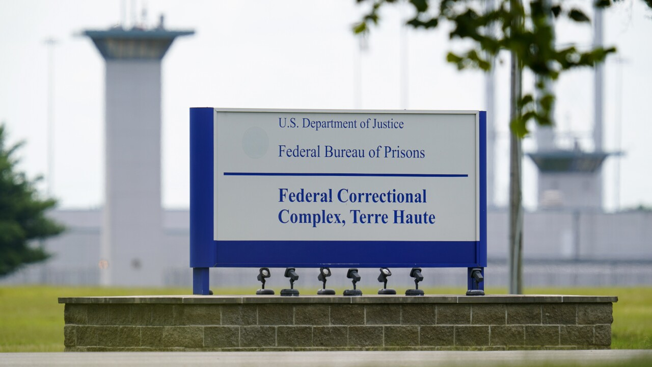 Feds put first Black inmate to death since execution restart