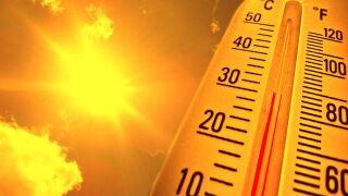 Excessive Heat Warning in effect in Las Vegas through Wednesday