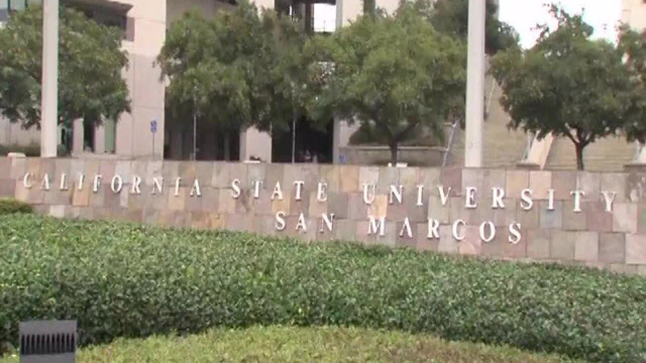 Cal State San Marcos police investigate reported rape of student in dorm