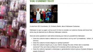 Letter to parents leads to costume controversy in Royal Oak