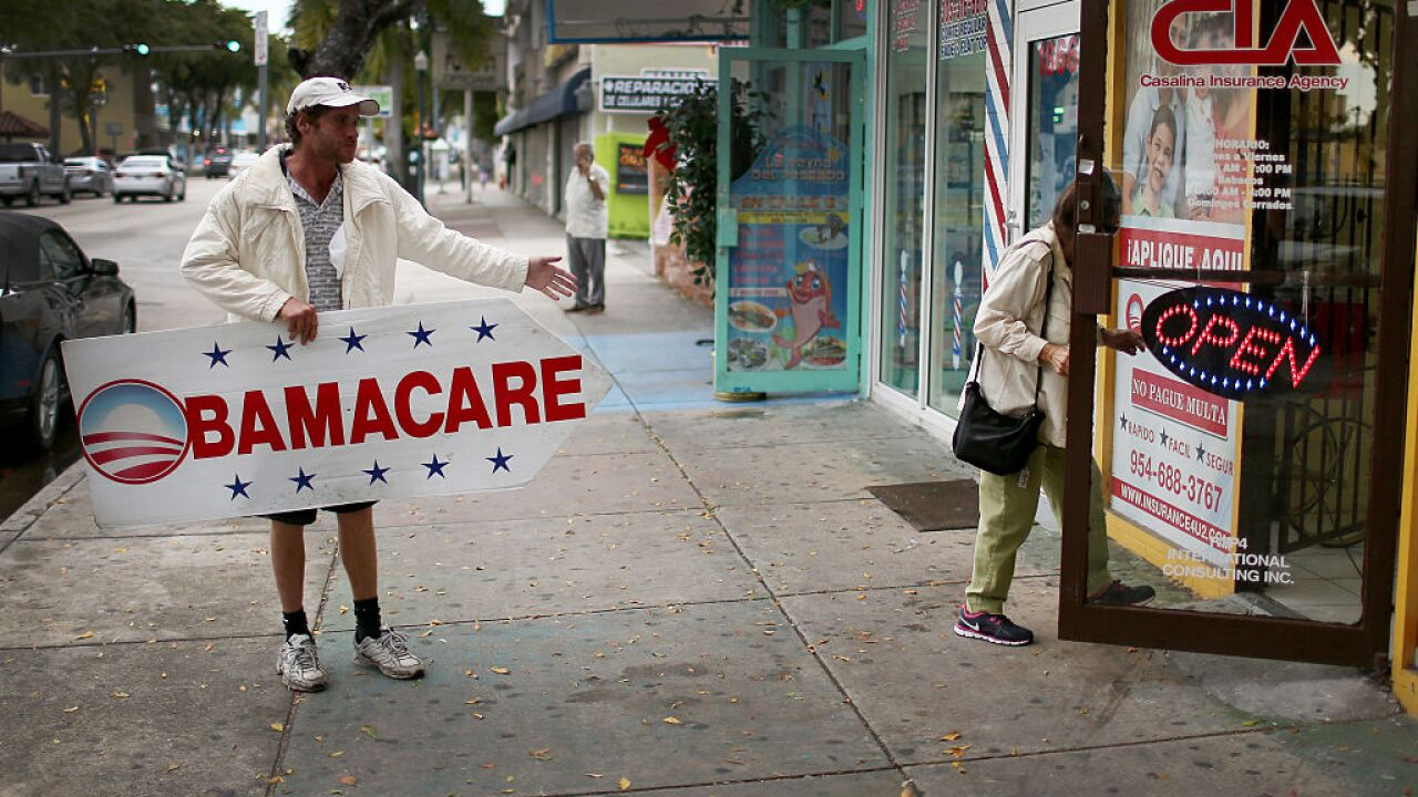 The cruel double standard that could save Obamacare