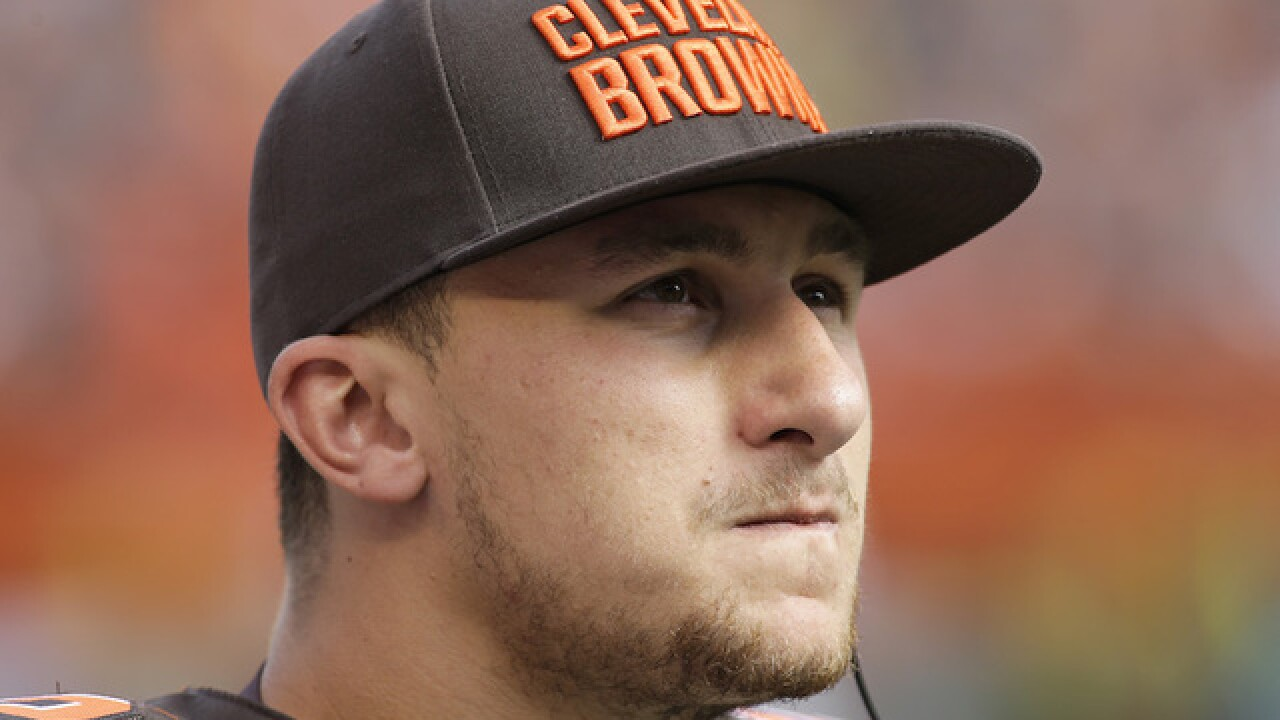 Johnny Manziel reaches tentative deal for domestic assault case dismissal