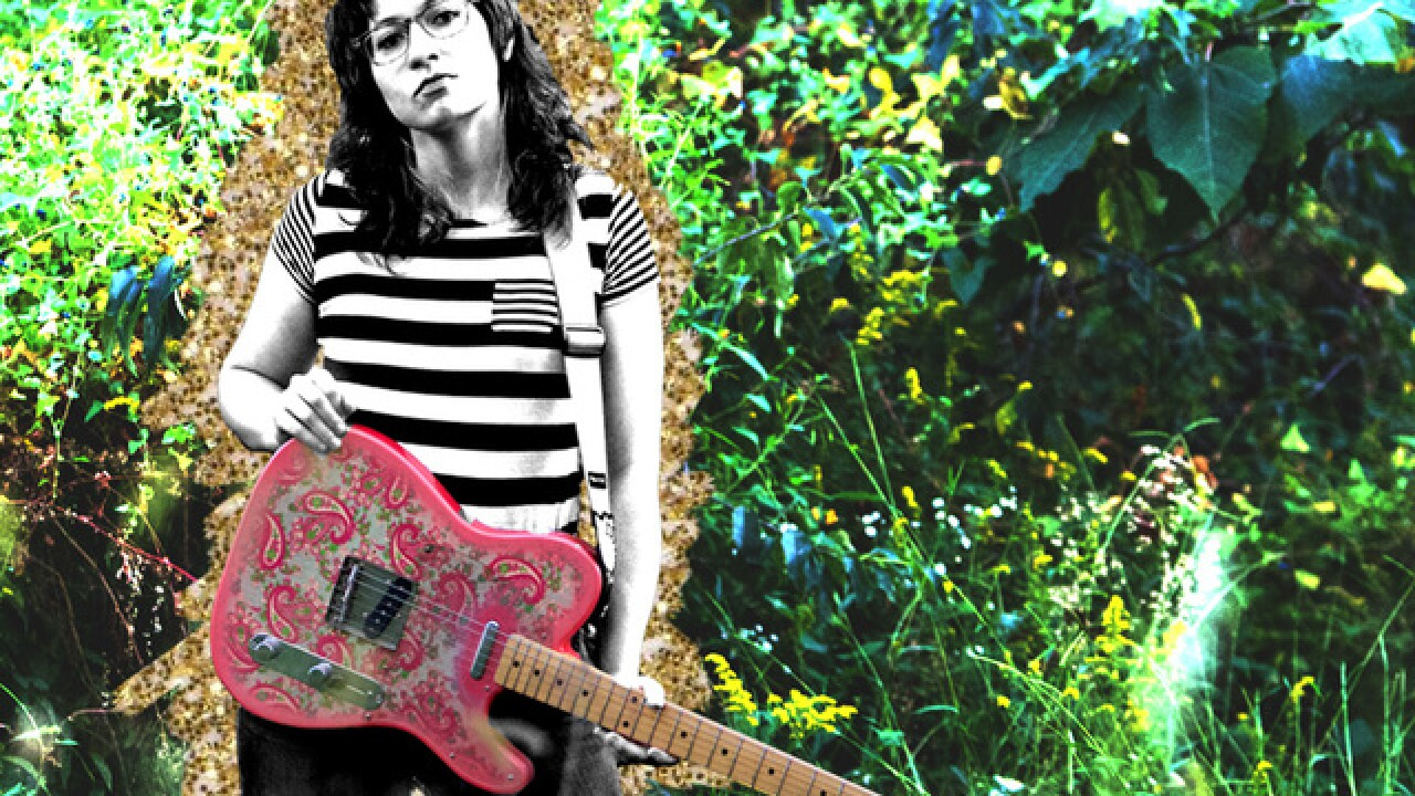 Grace Vonderkuhn might be the next Joan Jett