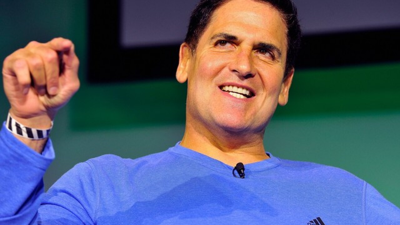 IU grad (and billionaire) Mark Cuban offers NBA player IU business education
