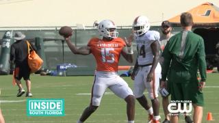 University of Miami Quarterback Jarren Williams Criticized byCoordinator