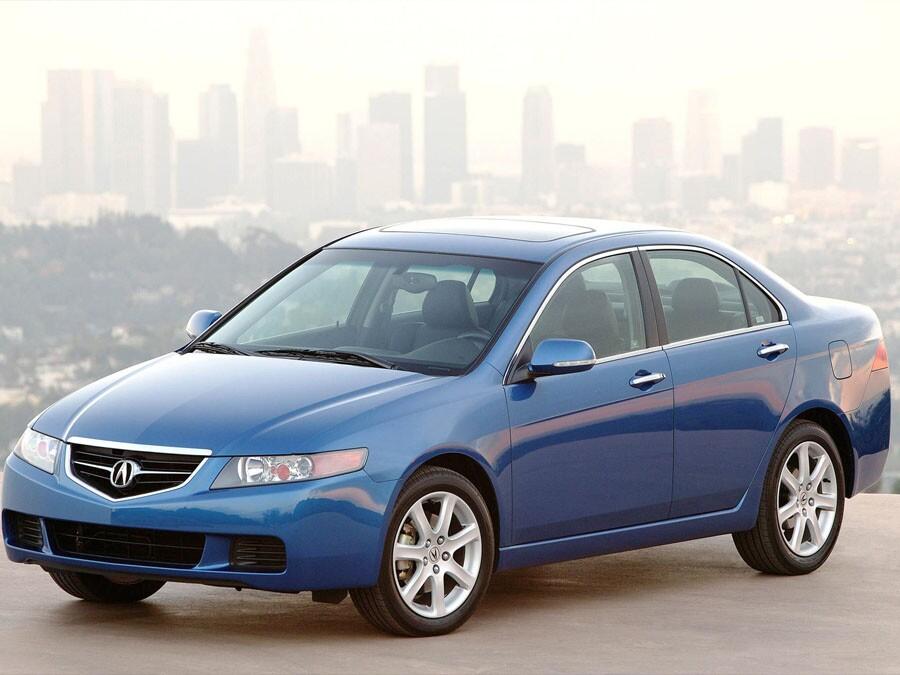 2004 Acura TSX: Entry Luxury Car
