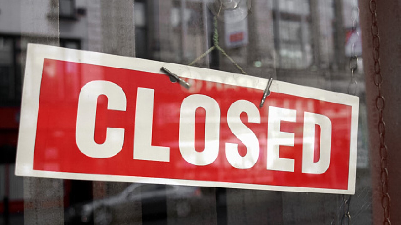 Holiday Hours: These stores will be closed on Thanksgiving