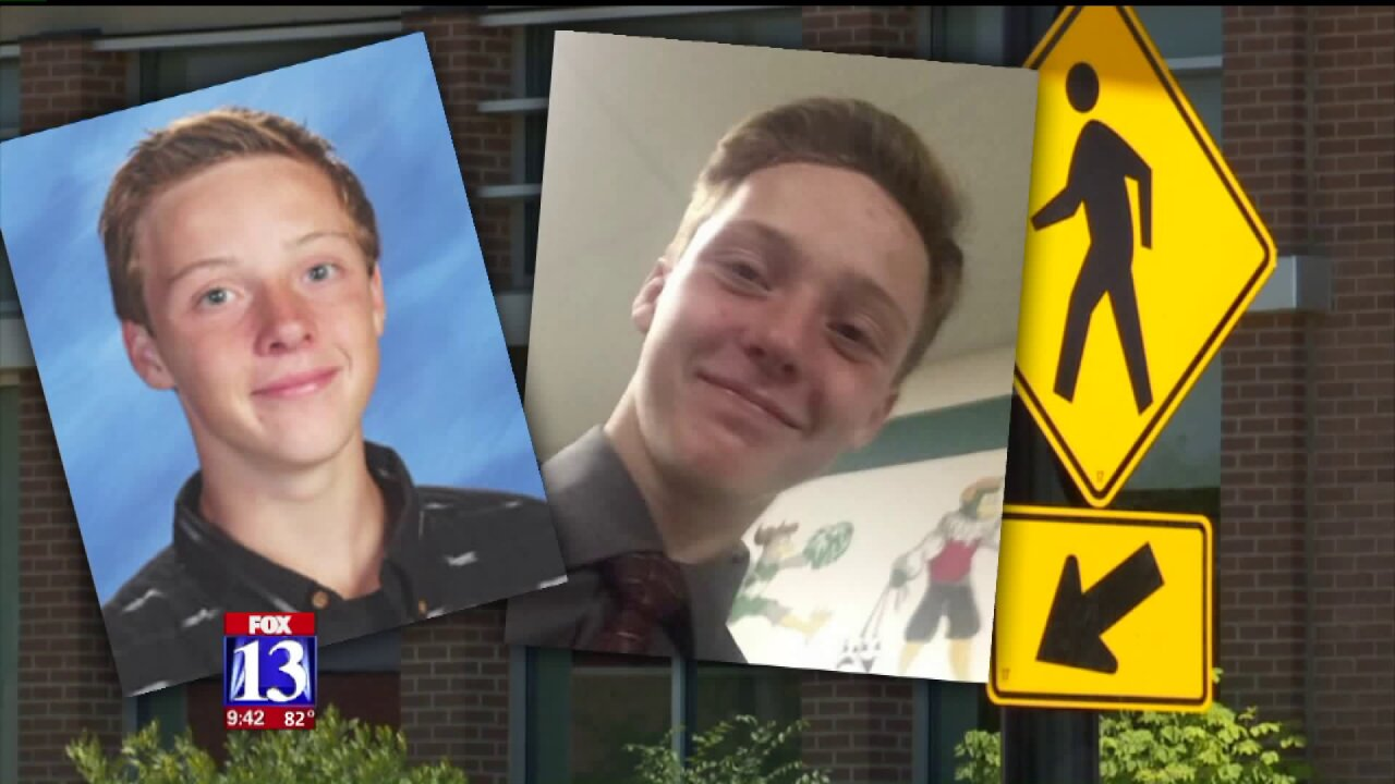 Family of teen hit, killed in Syracuse says new crosswalk not enough to keep kids safe
