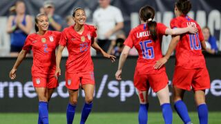 U.S. women's soccer tops France in World Cup quarterfinal