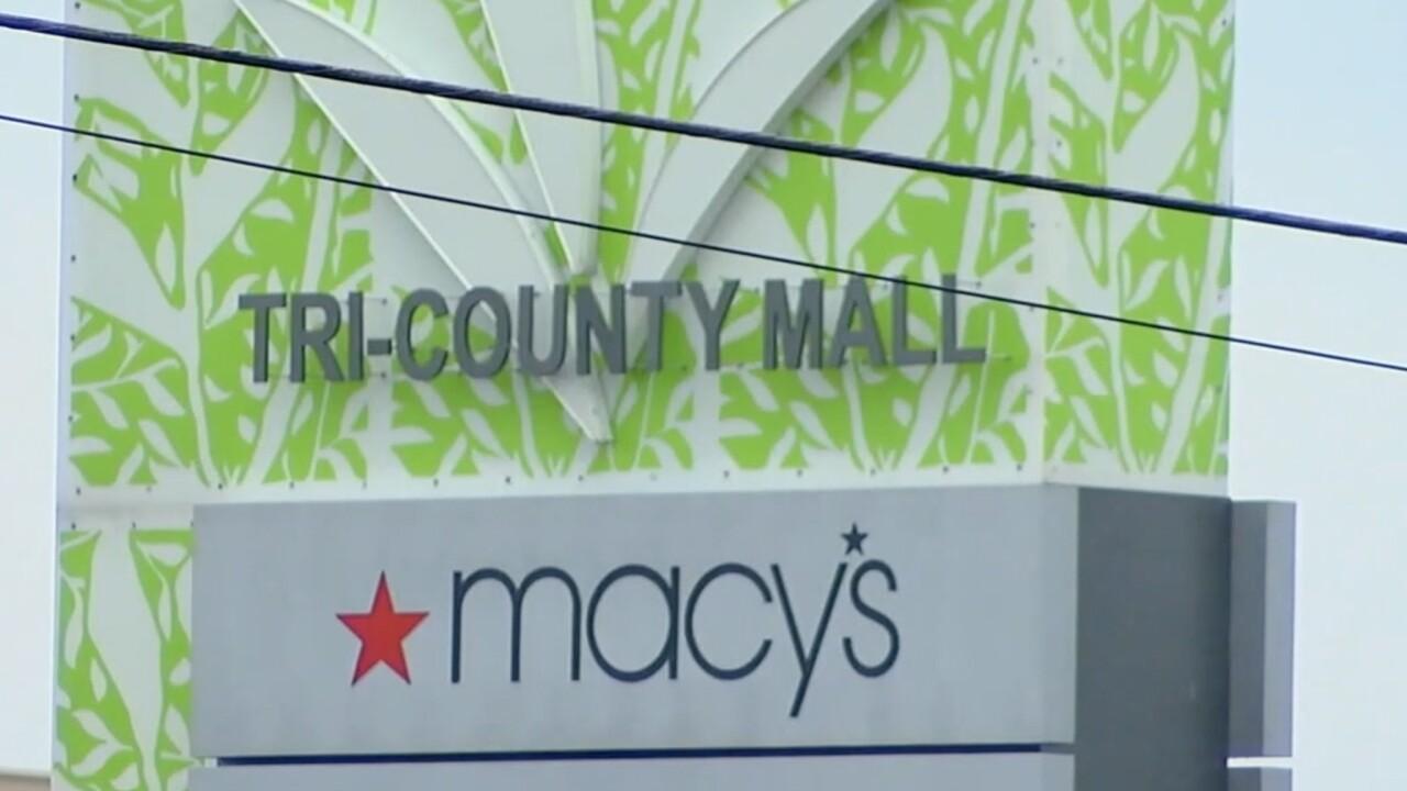 Macys tri county mall
