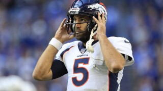 Flacco to miss 4-6 weeks with injured neck: ESPN report