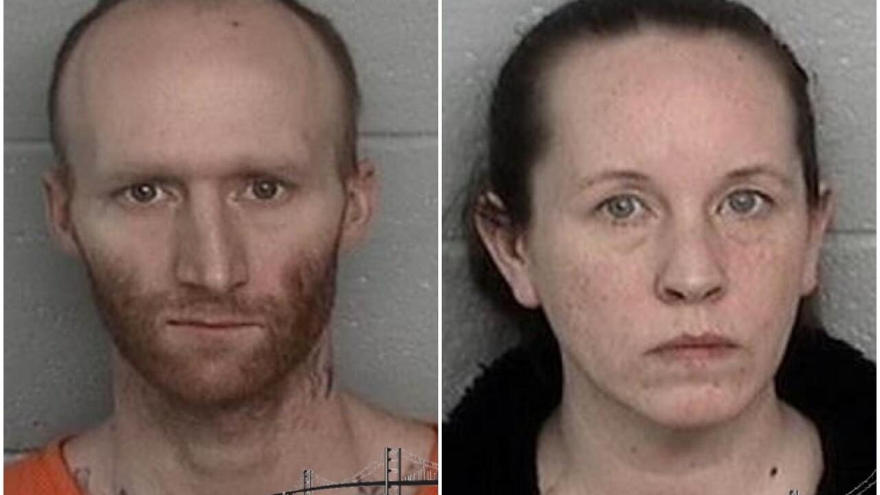 Two arrested after meth lab seized in Michigan