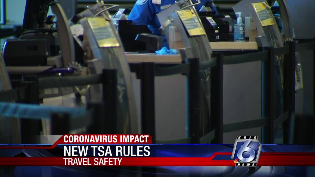 TSA changes coming to nation's airports