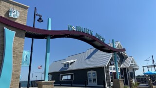 New businesses and things to do line the Dunkirk Pier this summer