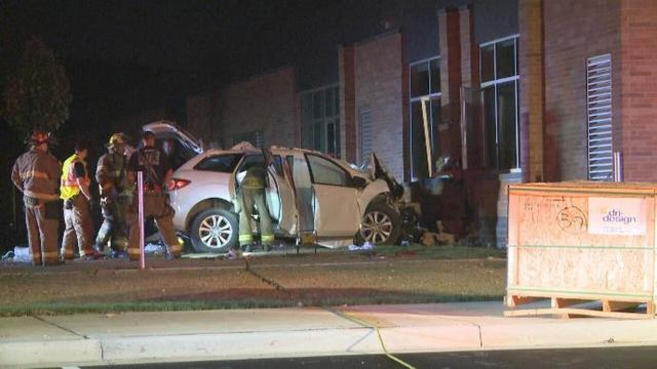 Relative: Family involved in deadly crash into school lived in Indiana