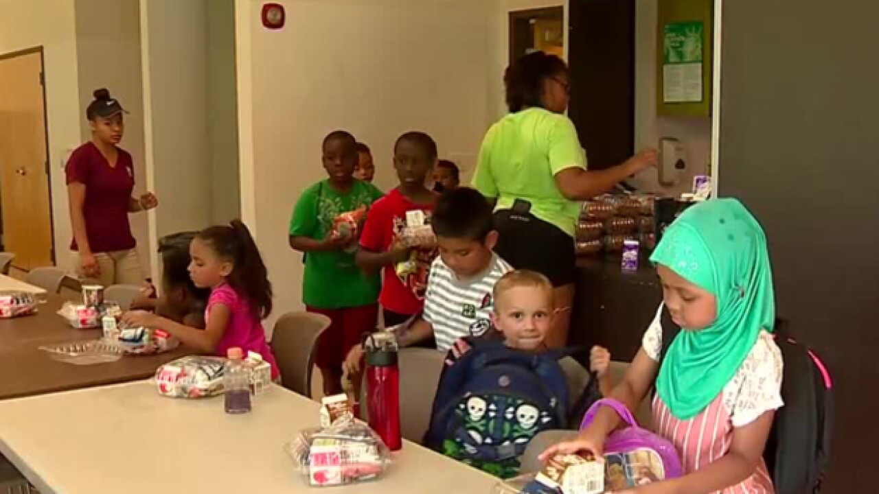 Celebrate Tennessee: Metro Food Service Program