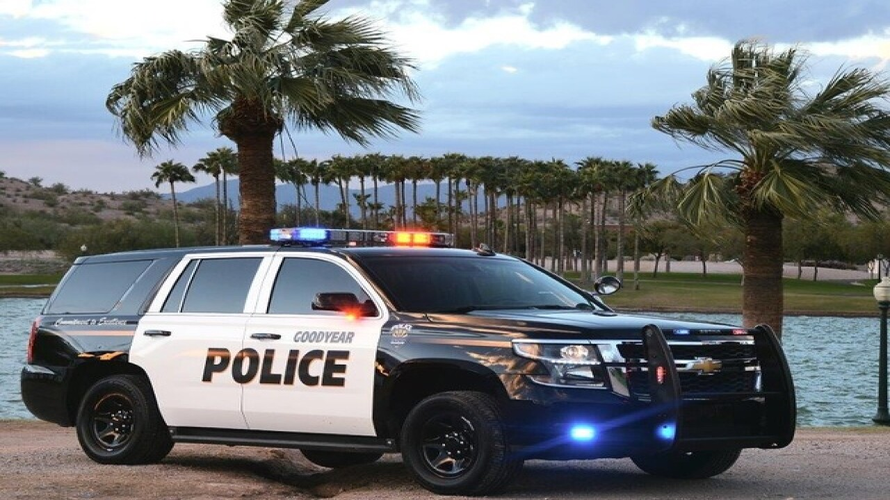 PD: Man found shot, killed at Goodyear park