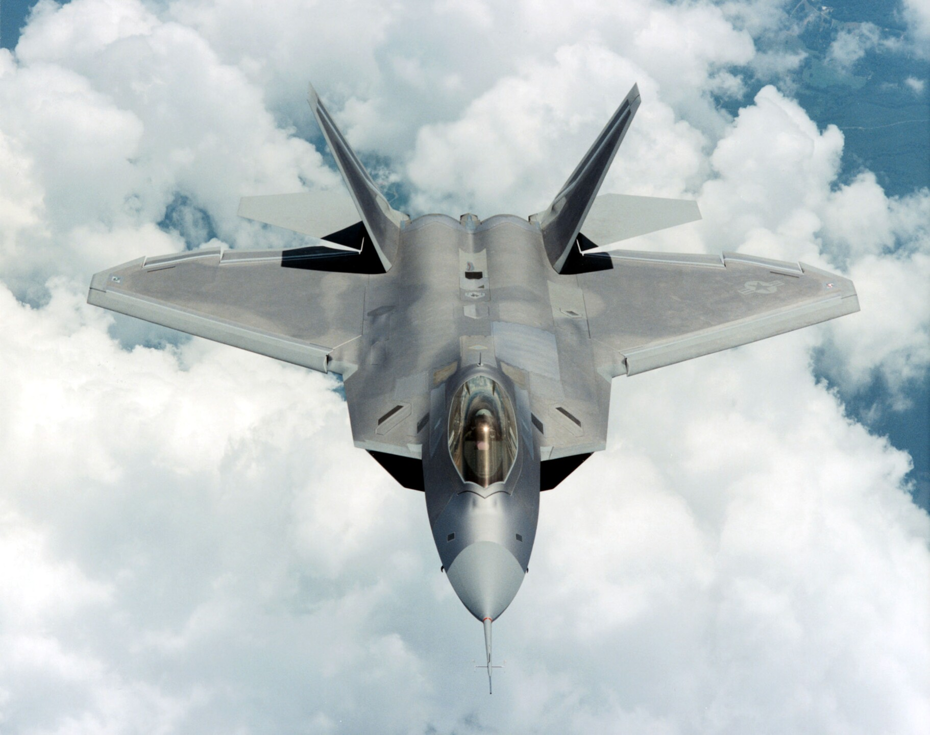 Photos: Virginia's congressional delegation wants Air Force's F-22 Squadron in HamptonRoads