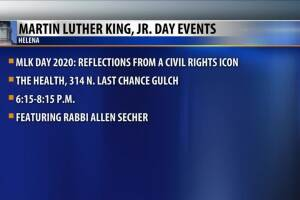 Helena MLK Events